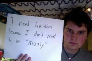 Male Feminist