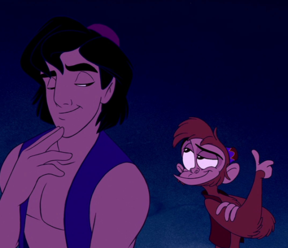 aladdin_and_abu_smiling_slyly
