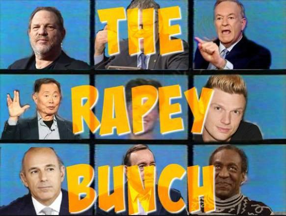 THe Rapey Bunch