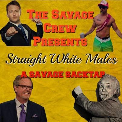 straight white males